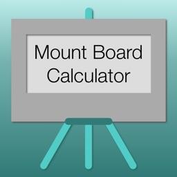 Mount Board Calculator