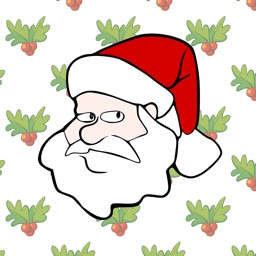 Santa Claus - Sticker Pack