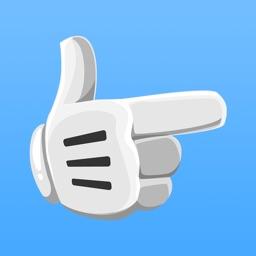 HANDEJI - Gesture Sticker Pack for iMessage
