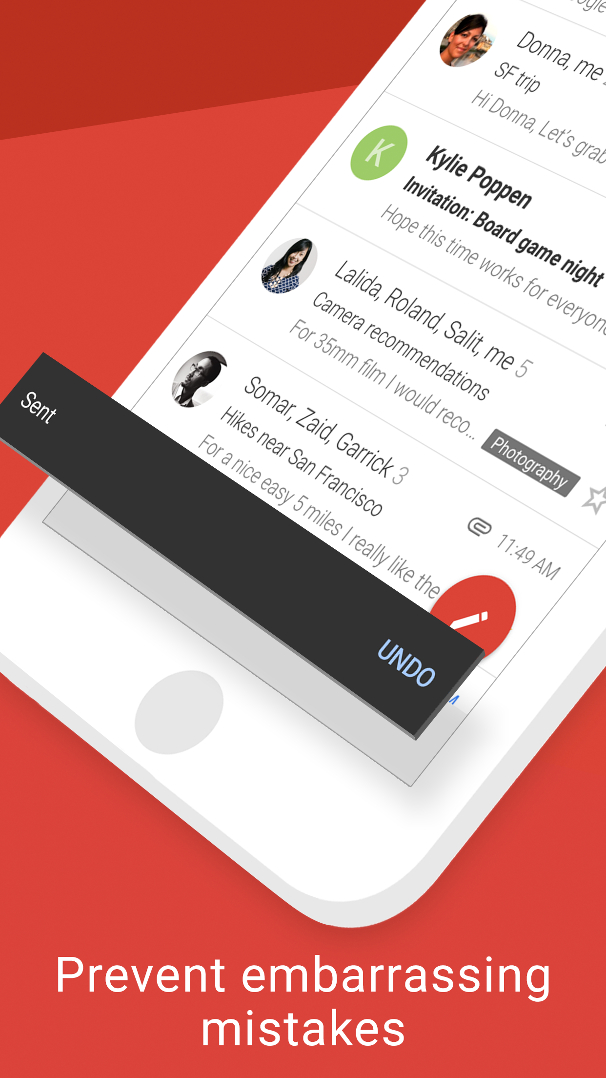 Gmail - Email by Google Screenshot