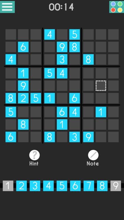 Sudoku Free!! screenshot-3