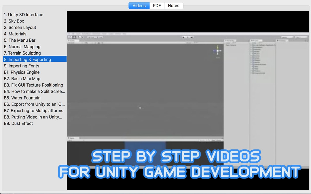 Step by Step Tutorials for Unity Game Development - Online Game Hack