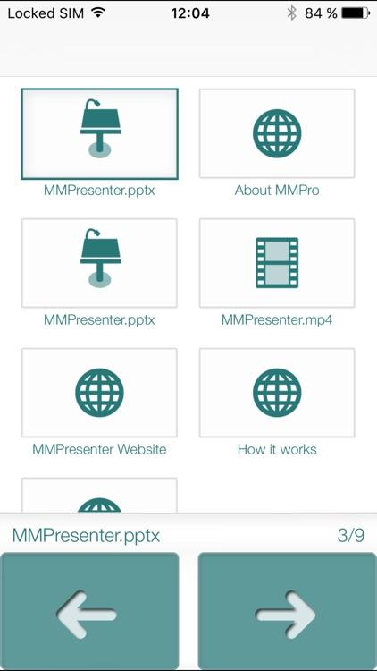MMPresenter Remote