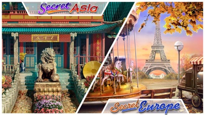 Secret Asia: Hidden Object Adventure screenshot 1