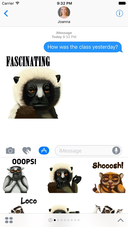 Lemur Talk screenshot-1