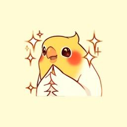 Coco Bird Emoji Stickers - for iMessage