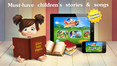 Early reading kids books - reading toddler gamesのおすすめ画像1