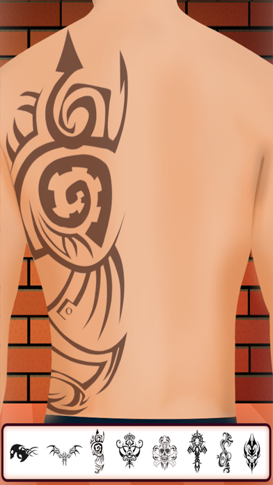 Tattoo Maker 2 screenshot four