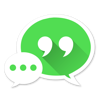 Chat for Hangouts - Message & Video Call - Deng Xin Bei Cover Art