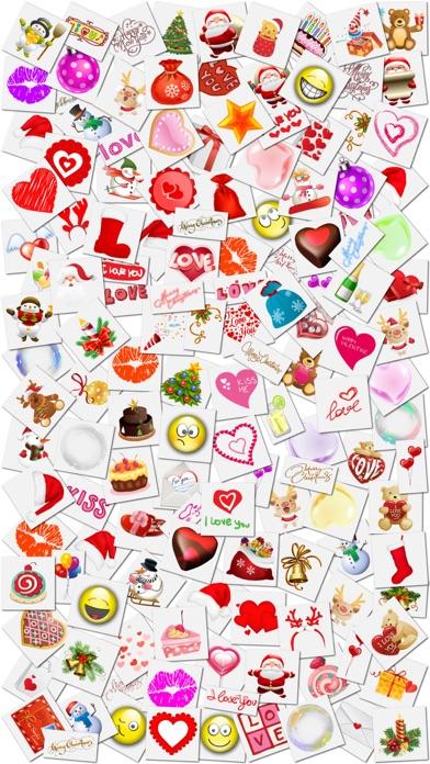 Weihnachten Fotos und AufkleberScreenshot von 4