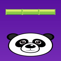 Hungry Panda Pong: Bamboo Breaker Fun Game