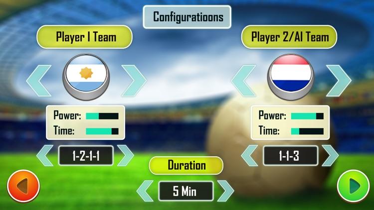Tiny Finger Soccer screenshot-3