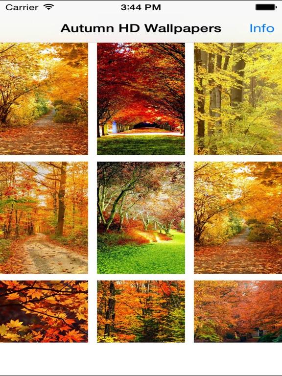 autumn wallpaper best theme lockscreens app price drops