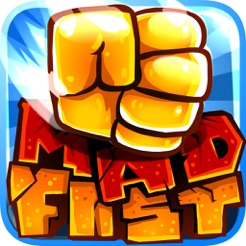 MADFIST - Addictive Action Arcade Timekiller Game