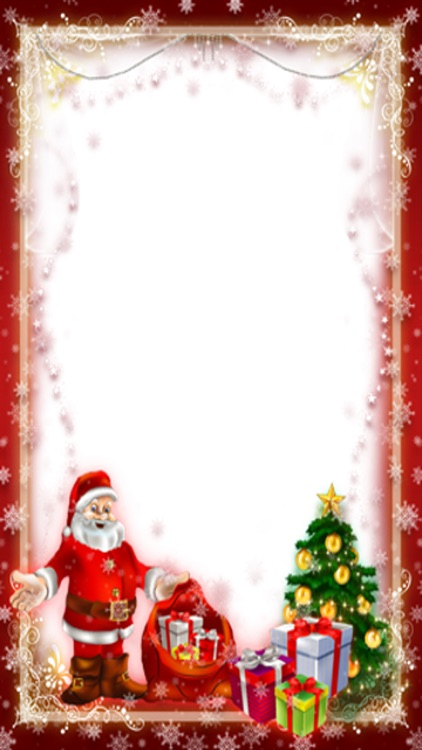 FREE Christmas and New Year Frames by Lee Joo Tai