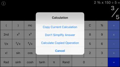 Calculator+ - Standard & Scientific Calculator App Data