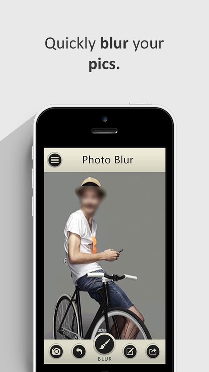 Photo Blur Editor App- Blur Effect For Photo Screenshot