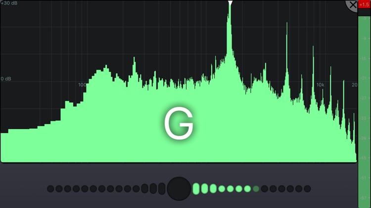 n-Track Tuner free: tune your guitar,bass,ukulele screenshot-3