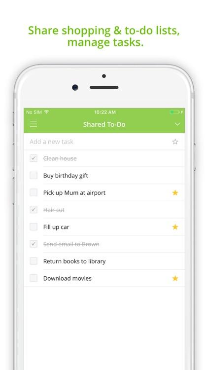Family Organizer - Shared Calendar App by FamCal