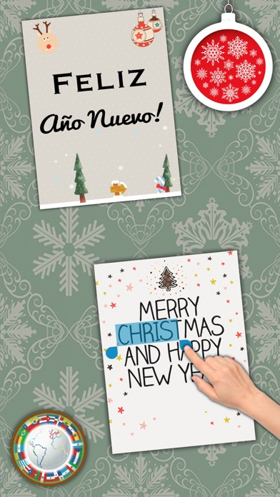 Christmas Greetings & cards