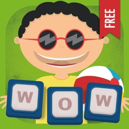 Kids Spelling App-Educational English Word Puzzle Game Lite