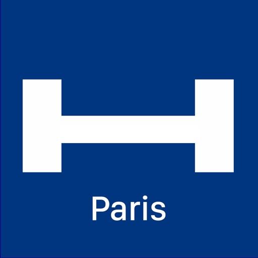 París Hoteles + Compara y Reserva de hotel para esta noche con el mapa y viajes turísticos