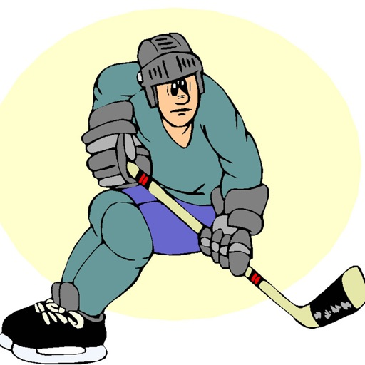 Хоккей анимация картинки