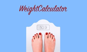 WeightCalculator - Check your fitness state