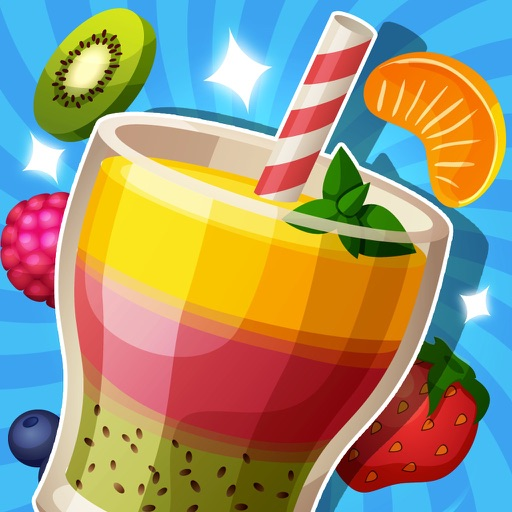 Smoothie Maker Salon - Icy Fruit Slush Drink Shop
