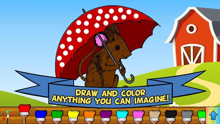 Coloring Book Fun For Kids