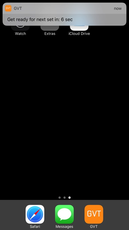 German Volume Training - Set and Rep Counter screenshot-3
