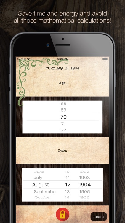 Age Calendar screenshot-4