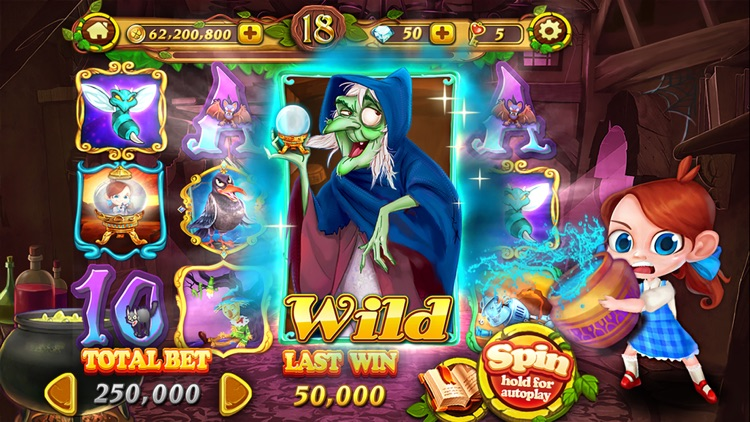 Slots in wonderland screenshot-3