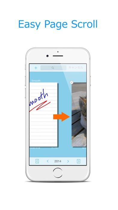 DayMemo - 手寫記事本屏幕截圖3