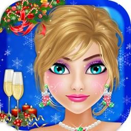 Christmas Girl Fashion Makeover