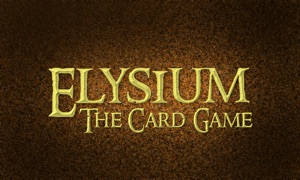Elysium- The Trading Card Game