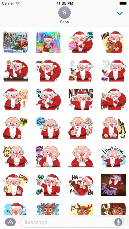Santa Claus & Gifts for Kids