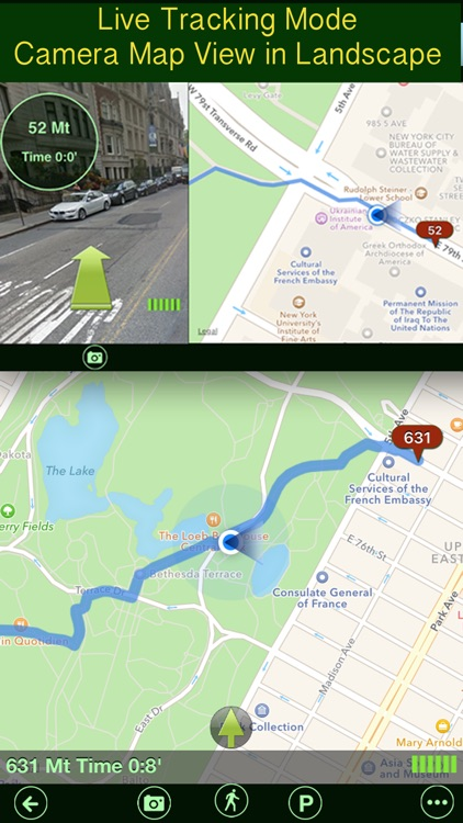Parking+GPS Locations screenshot-0