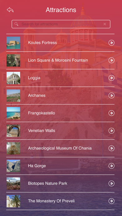 Greece Essential Travel Guide screenshot three