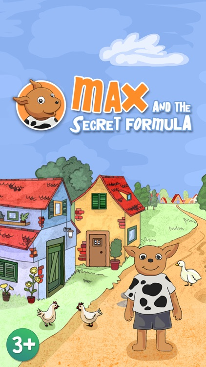 Max and the Secret Formula - In search of the hidden numbers screenshot-0