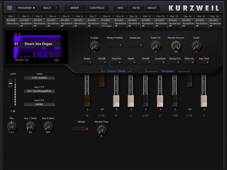 Forte Sound Editor screenshot-4