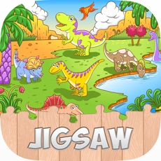 Activities of Dinosaur Jigsaw Puzzle Dino for toddlers and kids