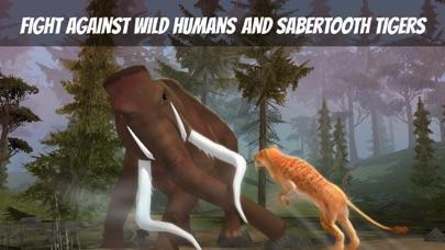 Mammoth Age Survival Simulator 3D screenshot two