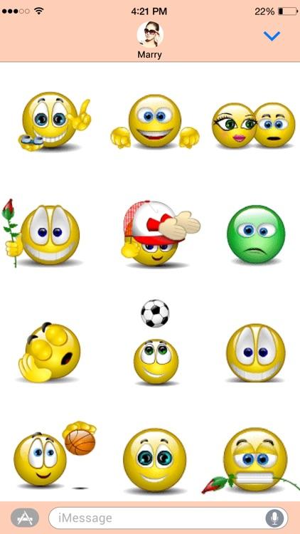 Dumoji Stickers screenshot-3