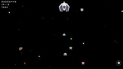 Space War Shoot 'em up app image