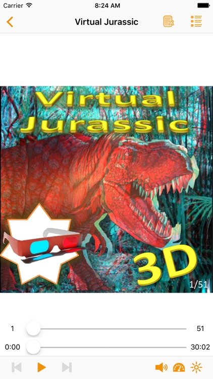 Virtual Jurassic 3D