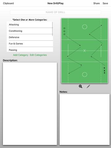 Lacrosse ClipPad screenshot 3