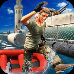 Navy US Army Training School 3D - Shooting Course