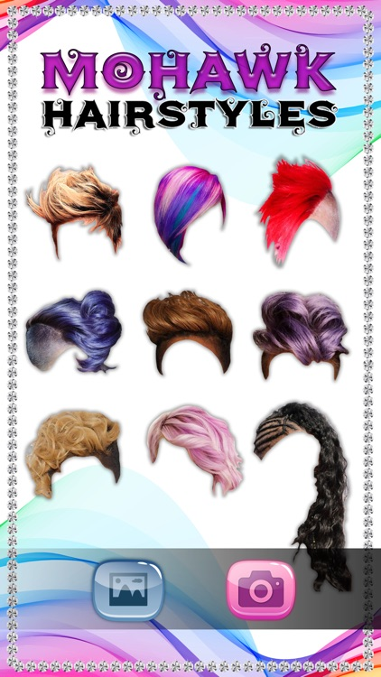 Hairstyle Makeover Photo Edit.or - Cool Hair Salon screenshot-3