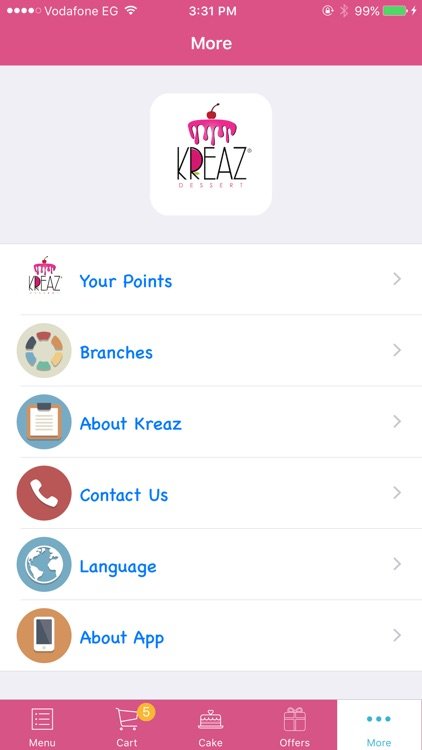 Kreaz Desserts - حلويات كريز screenshot-4